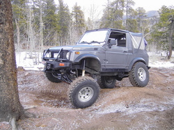at20rules 1987 Suzuki Samurai