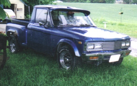 12415 1986 Chevrolet Luv Pick Up Specs Photos Modification Info At