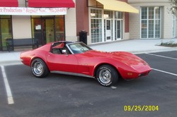 JamesB1973 1973 Chevrolet Corvette