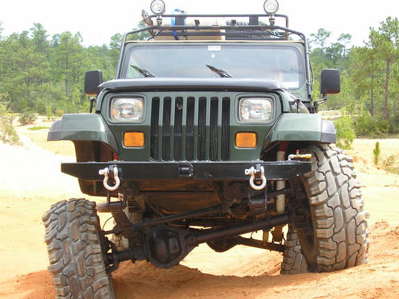Another LT1JeepYJ 1995 Jeep YJ post... - 7351174