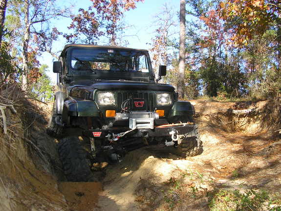 Another LT1JeepYJ 1995 Jeep YJ post... - 7351176