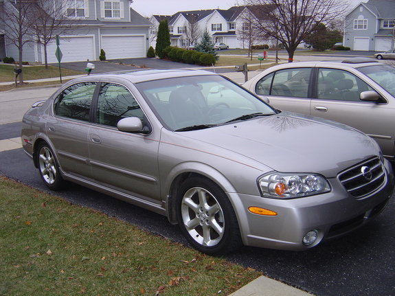 Spasru 2003 Nissan Maxima Specs Photos Modification Info At Cardomain