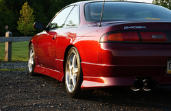 Kaleo55s 1995 Nissan 240SX