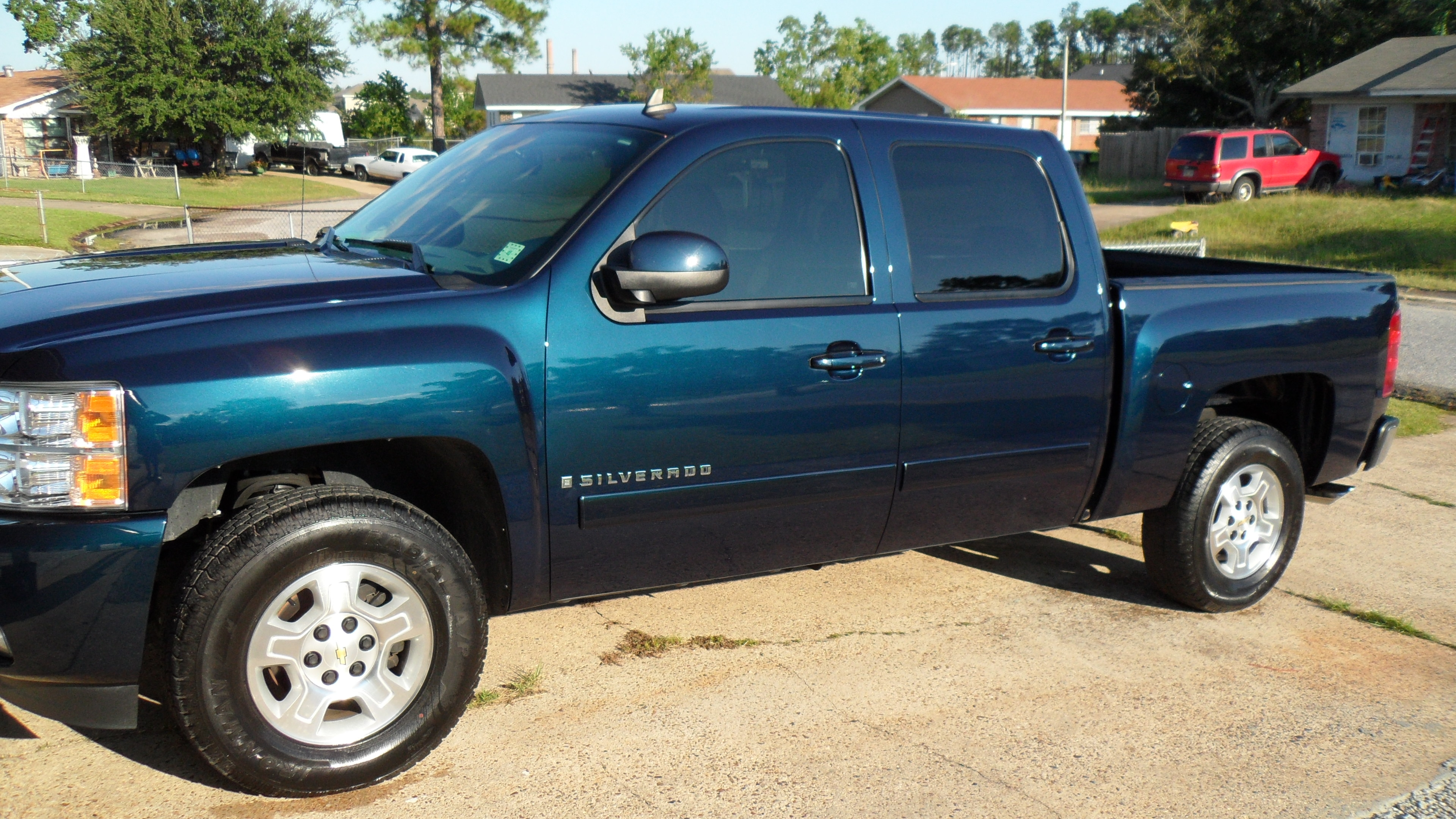 Another BiggBeZzie 2008 Chevrolet Silverado 1500 Regular Cab post... - 7338964