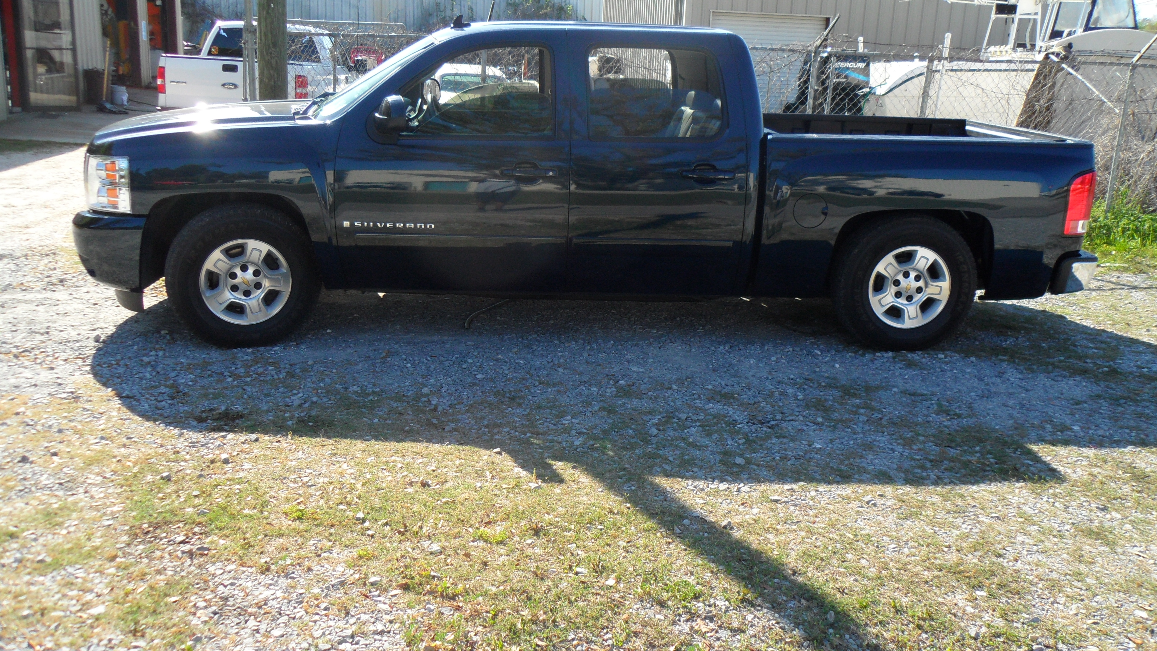 Another BiggBeZzie 2008 Chevrolet Silverado 1500 Regular Cab post... - 7338972