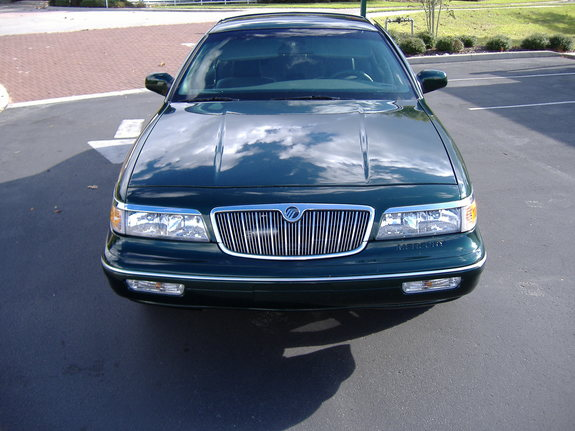 irishstunna's 1995 Mercury Grand Marquis