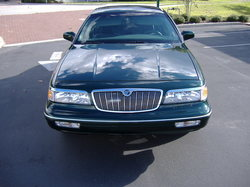 irishstunna 1995 Mercury Grand Marquis