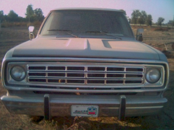 1976 Dodge D150 Club Cab