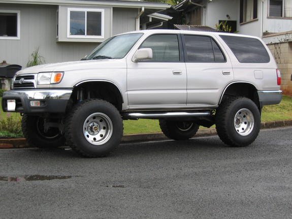 scooby1913 1999 toyota 4runner specs photos modification info at cardomain. Black Bedroom Furniture Sets. Home Design Ideas