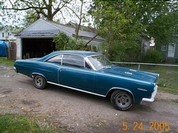 hippychks 1966 Mercury Comet