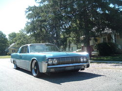 Nupe05s 1964 Lincoln Continental