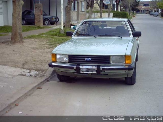 Another mengue 1984 Ford Taunus post... - 7343471