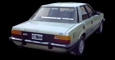 Another mengue 1984 Ford Taunus post... - 7343472