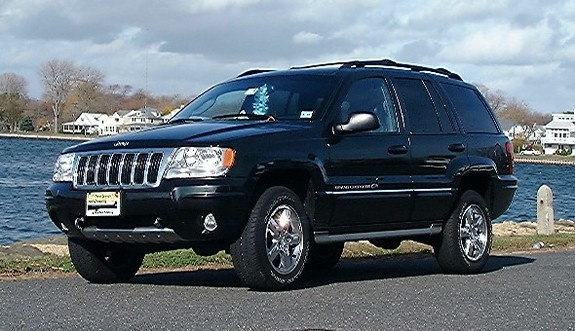 Another Jeepgrrl 2004 Jeep Grand Cherokee post... - 7343917