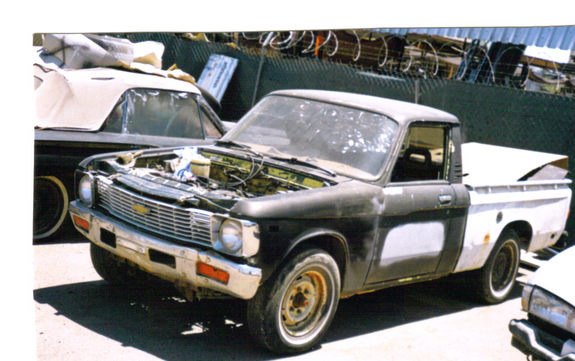 IFIXMUP 1980 Chevrolet LUV Pick-Up Specs, Photos ...
