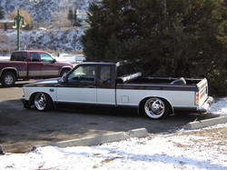 LowriderBowTies 1984 Chevrolet S10 Regular Cab