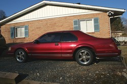 One_Way 1990 Lincoln Mark VII