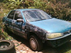 Mike28Lantras 1993 Hyundai Elantra