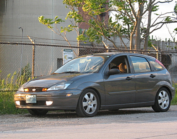 2002 ford focus zx5 0-60