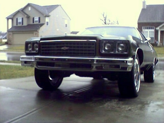 Another telly76 1976 Chevrolet Impala post... - 7349683