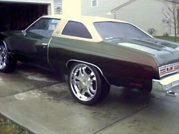 Another telly76 1976 Chevrolet Impala post... - 7349685