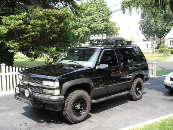 Tahoedave 1998 Chevrolet Tahoe Specs Photos Modification Info At
