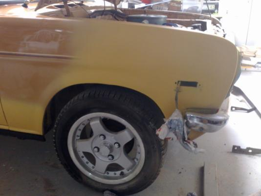 Another Wogged_Boi_69 1973 Datsun 1200 post... - 7350753
