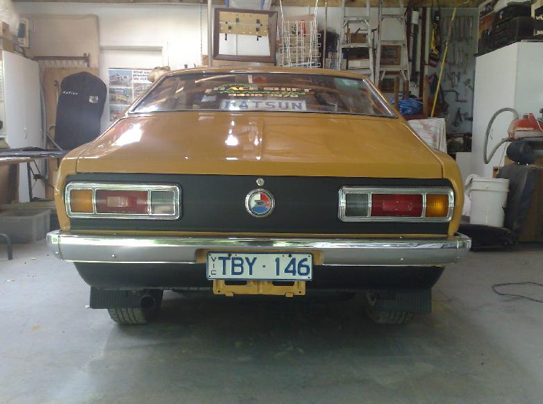 Another Wogged_Boi_69 1973 Datsun 1200 post... - 7350761