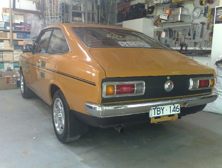 Another Wogged_Boi_69 1973 Datsun 1200 post... - 7350762