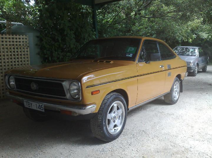 Another Wogged_Boi_69 1973 Datsun 1200 post... - 7350763