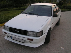 HachiRokuSans 1984 Toyota Corolla