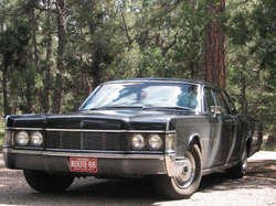 rhaveman 1968 Lincoln Continental
