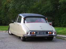 rhaveman 1967 Citroen DS