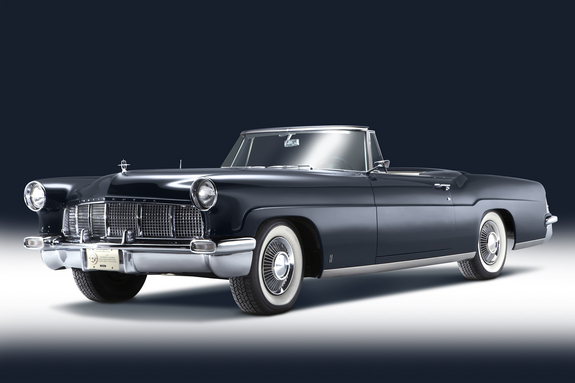 barry2952 1956 Lincoln Continental 7352216