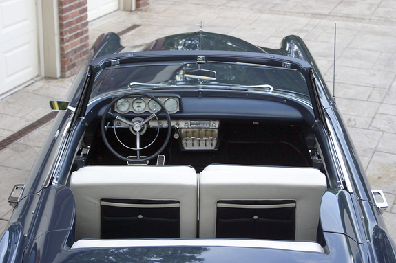 barry2952 1956 Lincoln Continental 7352242