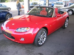 roadstersunlights 2005 Mazda Miata MX-5