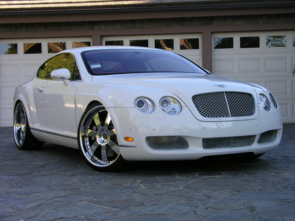 slvrsl55 2006 bentley continental gt specs photos modification info. Cars Review. Best American Auto & Cars Review