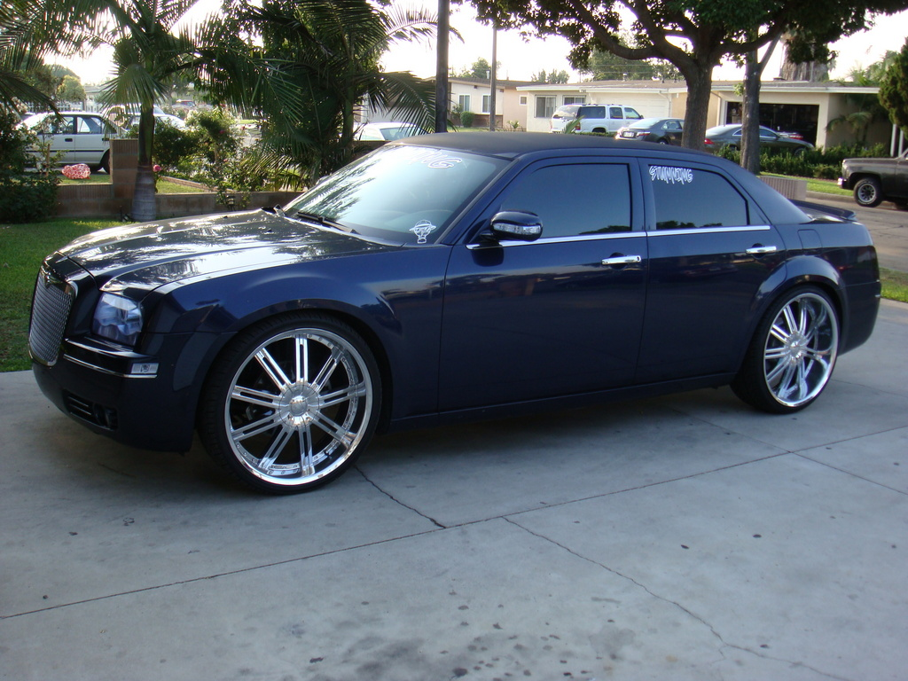 Silva300 2006 Chrysler 300 Specs Photos Modification