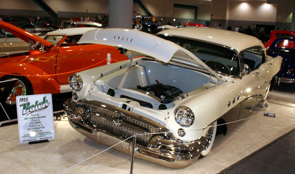 Another aforget 1955 Buick Special Deluxe post... - 7358045