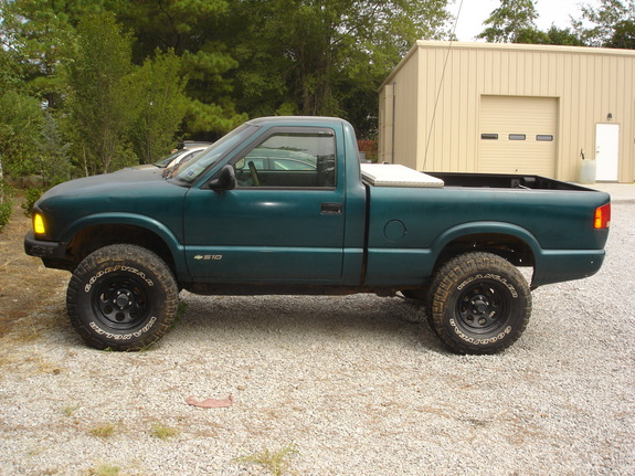 Miniyakss10 S 1997 Chevrolet S10 Regular Cab In Cary Nc