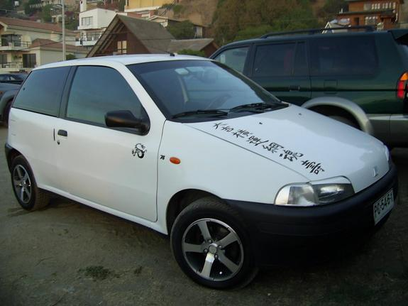 brooklyn 1996 fiat punto specs photos modification info at cardomain. Black Bedroom Furniture Sets. Home Design Ideas