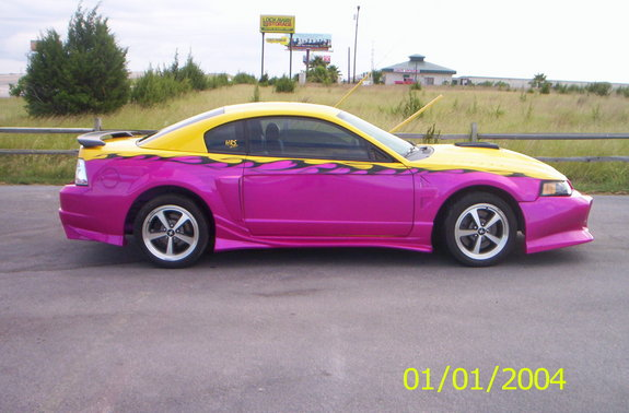 Another JOSHUAIZSICBOY 2004 Ford Mustang post... - 7364546