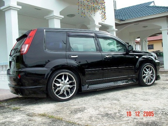 roslee 2005 nissan x trail specs photos modification info at cardomain. Black Bedroom Furniture Sets. Home Design Ideas