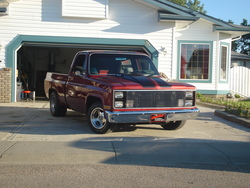 Kearneys 1985 Chevrolet Silverado 1500 Regular Cab