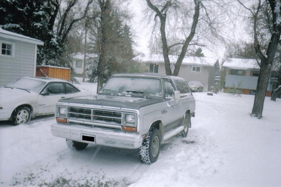 Another csehn 1986 Dodge Ramcharger post... - 7373440