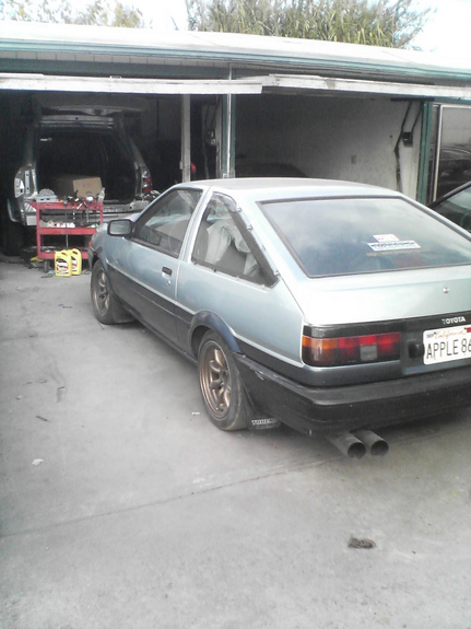 Another JustinStrife 1986 Toyota Corolla post... - 7373624