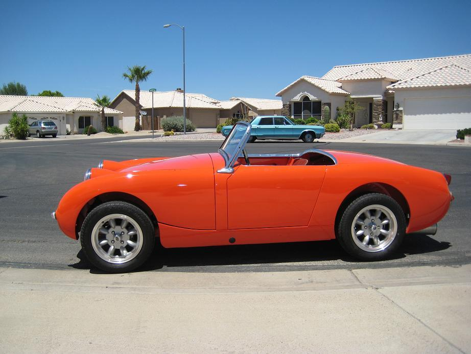 Another rotospridget 1959 Austin-Healey Sprite post... - 7374789