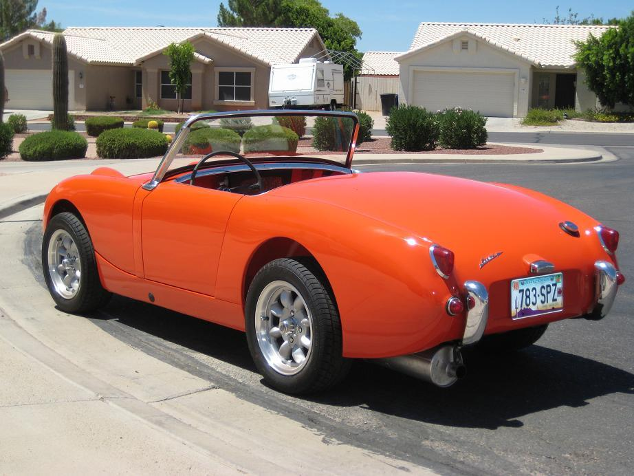 Another rotospridget 1959 Austin-Healey Sprite post... - 7374791