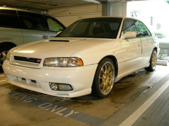 Kraziken 1999 Subaru Legacy Specs Photos Modification