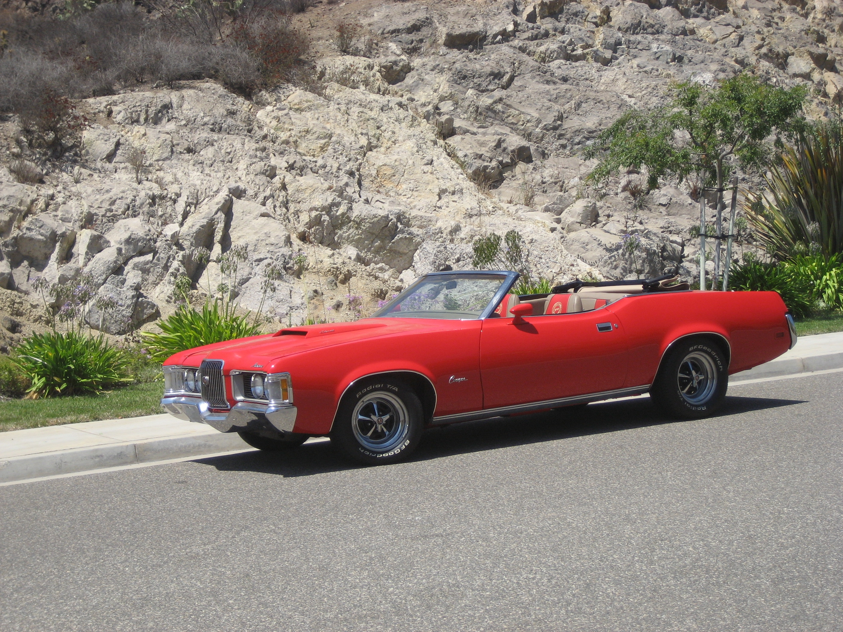 Another SoCalCraigster 1971 Mercury Cougar post... - 7377665